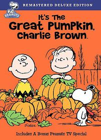 It's the Great Pumpkin Charlie Brown - (Region 1 Import DVD)