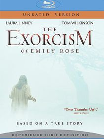 Exorcism of Emily Rose, The - (Region A Import Blu-ray Disc)