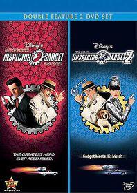 Inspector Gadget/Inspector Gadget 2 - (Region 1 Import DVD)
