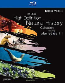 BBC High Definition Natural History C - (Region A Import Blu-ray Disc)