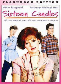 Sixteen Candles Flashback Edition - (Region 1 Import DVD)