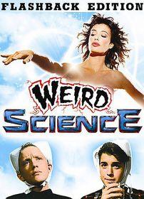 Weird Science Flashback Edition - (Region 1 Import DVD)