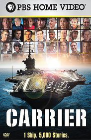 Carrier - (Region 1 Import DVD)