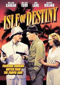 Isle of Destiny - (Region 1 Import DVD)