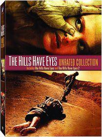 Hills Have Eyes 1/Hills Have Eyes 2 - (Region 1 Import DVD)