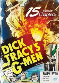 Dick Tracy's G Men - (Region 1 Import DVD)