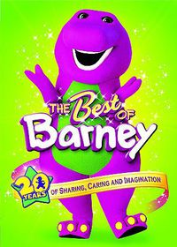 Best of Barney - (Region 1 Import DVD)