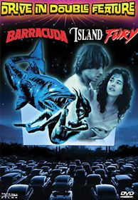 Drive in Double Feature:Island Fury/B - (Region 1 Import DVD)