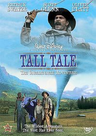Tall Tale:Unbelievable Adventure - (Region 1 Import DVD)