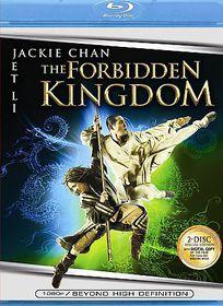 Forbidden Kingdom Special Edition, The - (Region A Import Blu-ray Disc)
