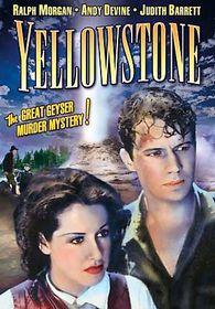 Yellowstone - (Region 1 Import DVD)