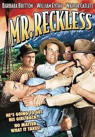Mr Reckless - (Region 1 Import DVD)