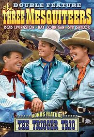 Three Mesquiteers:Trigger Trio/Three - (Region 1 Import DVD)