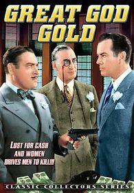 Great God Gold - (Region 1 Import DVD)