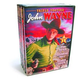John Wayne:Classic Westerns Coll Vol - (Region 1 Import DVD)