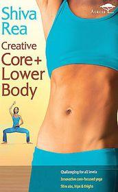 Shiva Rea:Creative Core Plus Lower Bo - (Region 1 Import DVD)