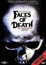 Original Faces of Death - (Region 1 Import DVD)