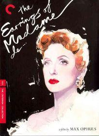 Earrings of Madame De - (Region 1 Import DVD)