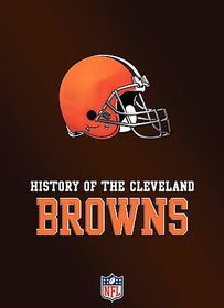 Nfl History of the Cleveland Browns - (Region 1 Import DVD)