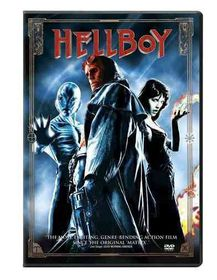 Hellboy - (Region 1 Import DVD)