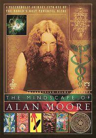 Mindscape of Alan Moore - (Region 1 Import DVD)