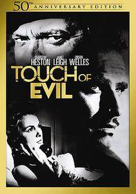 Touch of Evil 50th Anniversary Editio - (Region 1 Import DVD)