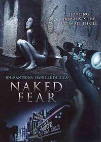 Naked Fear - (Region 1 Import DVD)