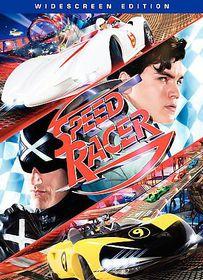 Speed Racer - (Region 1 Import DVD)