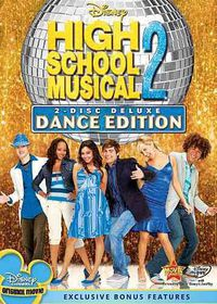High School Musical 2:Deluxe Dance Ed - (Region 1 Import DVD)