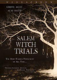 Salem Witch Trials - (Region A Import Blu-ray Disc)