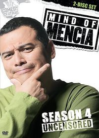 Mind of Mencia:Uncensored Season 4 - (Region 1 Import DVD)