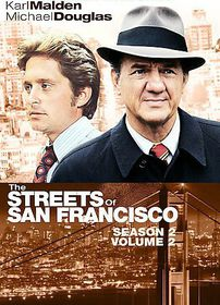 Streets of San Francisco : Season Two Vol 2- (Region 1 Import DVD)