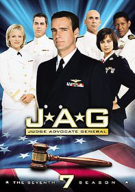 Jag:Seventh Season - (Region 1 Import DVD)