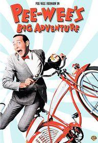 Pee Wee's Big Adventure - (Region 1 Import DVD)