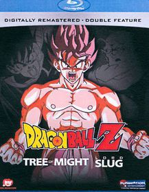 Dragon Ball Z:Tree of Might/Lord Slug - (Region A Import Blu-ray Disc)