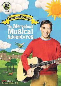 Marvelous Musical Adventures - (Region 1 Import DVD)