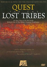 Quest for the Lost Tribes - (Region 1 Import DVD)