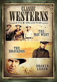 Classic Westerns - (Region 1 Import DVD)
