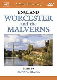 Elgar:England Worcester & the Malvern - (Region 1 Import DVD)