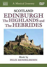 Mendelssohn:Scotland Edinburgh the Hi - (Region 1 Import DVD)