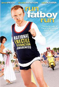 Run Fat Boy Run - (Region 1 Import DVD)