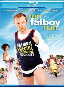 Run Fat Boy Run - (Region A Import Blu-ray Disc)
