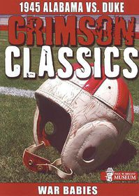 Crimson Classics:1945 Alabama Vs Duke - (Region 1 Import DVD)