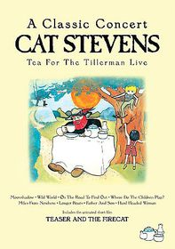 Tea for the Tillerman Live - (Region 1 Import DVD)