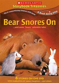 Bear Snores Onland More Ibearyl Adora - (Region 1 Import DVD)