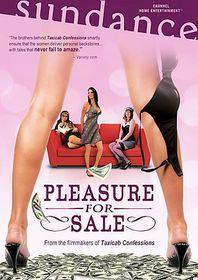 Pleasure for Sale - (Region 1 Import DVD)