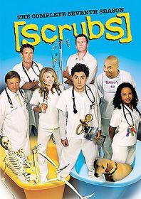 Scrubs:Complete Seventh Season - (Region 1 Import DVD)