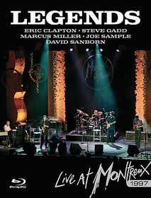 Live at Montreux - (Australian Import Blu-ray Disc)