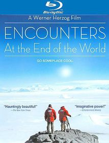 Encounters at the End of the World - (Region A Import Blu-ray Disc)