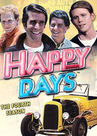 Happy Days:Fourth Season - (Region 1 Import DVD)